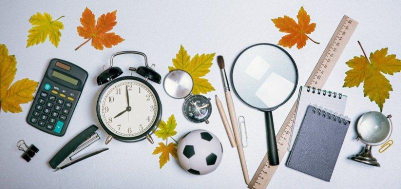 Конкурс Комус: «Яркая осень в Комус»