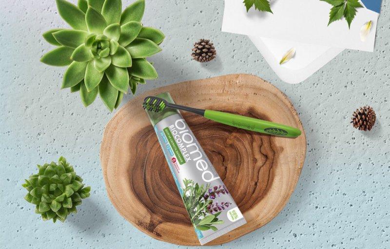 Призы за покупку зубной пасты Biomed до 31 октября 2019 года